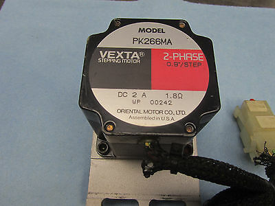 Oriental Motor, PK266MA Vexta Stepping Motor Step Stepper
