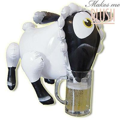 Lady Bah Bah Inflatable Sheep Hen Party & Stag Do - Discreet Packaging