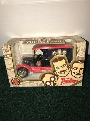The Pep Boys 75th Anniversity Chevrolet Truck Bank 1996 Ertl Collectibles