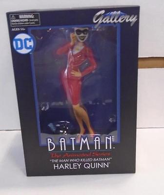 Batman the Animated Series: Harley Quinn Gallery Figure (2016) DC Diamond New