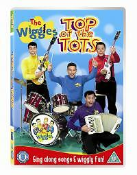 The Wiggles - Top Of The Tots (DVD, 2006) * NEW & SEALED, FAST FREE UK DISPATCH*