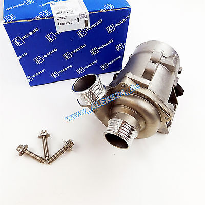 Original Pierburg Electric Cooling Water Pump Bmw X1 X3 X5 Z4 N52 7.02851.20.8