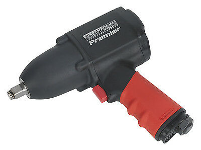 """SA6001 Sealey Air Impact Wrench 1/2""""Sq Drive Pin Clutch [Impact Wrenches]"""