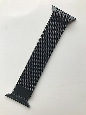 Apple Watch Band - 38MM MILANESE LOOP SPACE BLACK MLJJ2AM/A