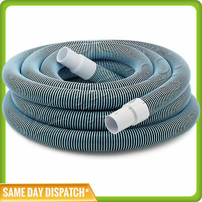 Premium Swimming Pool Vac / Vacuum Hose - 9M - Spiral Wound Eva – Swivel Cuff