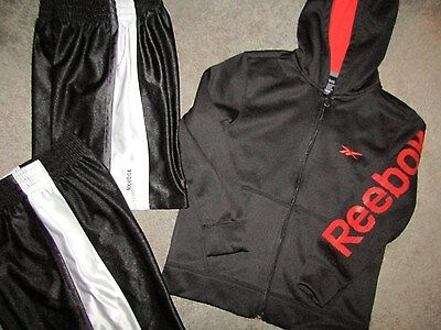 Reebok clothing lot boys SIZE SMALL (8)- 3 pieces