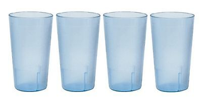 32 oz. (Ounce) Restaurant Tumbler Beverage Cup Stackable Cups Break-Resis... NEW