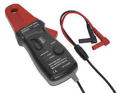 TA310 Sealey Tools 20A/80A AC/DC Current Clamp - 12mm [Electrics] Multimeters