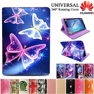 For Huawei Mediapad T3 7.0 8.0 10 inch Tablet Universal Leather Case Cover 2017