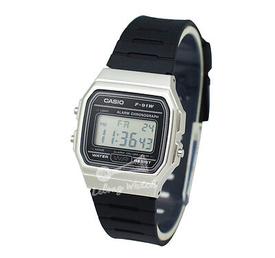 -Casio F91WM-7A Digital Watch Brand New & 100% Authentic NM
