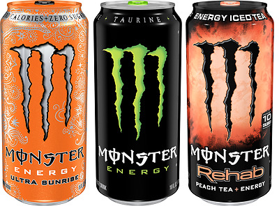 Monster Energy 16 Ounce 2 Pack You Choose Free Worldwide Shipping Free Ship