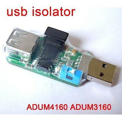 new USB to USB USB Isolator Protection Board Isolation Module ADUM4160