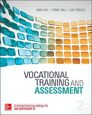 Vocational Training and Assessment BLENDED LEARNING PACKAGE (2e)