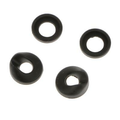 2 Pairs Replacement Soft Earbuds Eargels Eartips Set for Jabra Stone Headset