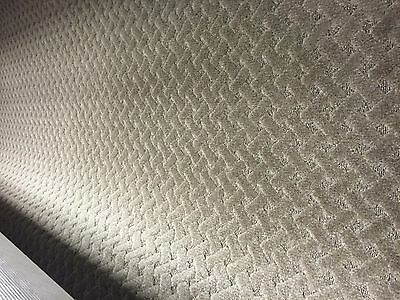 """28 oz Tan Marine Outdoor PONTOON Carpet 8'6"""" wide, SOLD BY THE RUNNING FOOT"""
