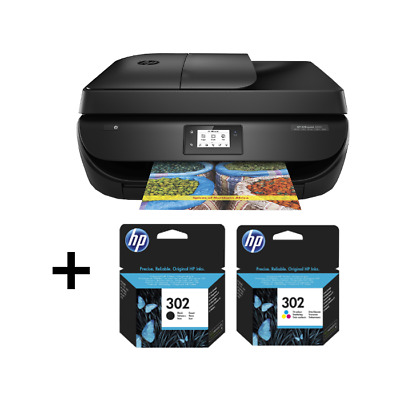 HP OfficeJet 4650/52/54/58 All-in-One-Drucker F1H96B USB Netzwerk Wireless