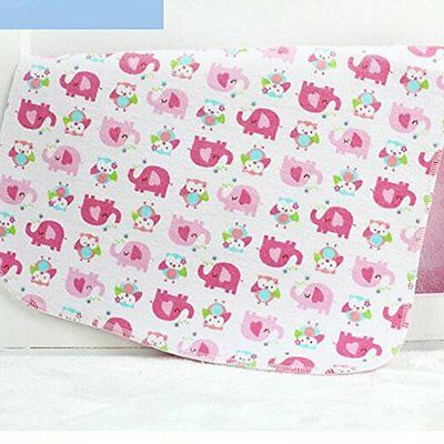 Fairy Baby Changing Diaper Pad Portable Travel Home Waterproof Urine Mat Packing