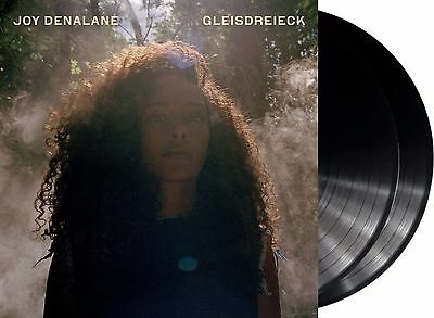 "Joy Denalane ""gleisdreieck"" 180gr heavyweight Vinyl 2LP + MP3 NEU Album 2017"