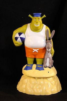 Shrek & Donkey Water Lawn Kids Toy Sprinkler