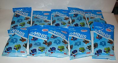 Fisher Price Thomas & Friends Minis Figures Lo of 10 Sealed Pack FREE SHIPPING