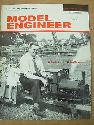 THE MODEL ENGINEER VINTAGE MAGAZINE MAY 1st 1965