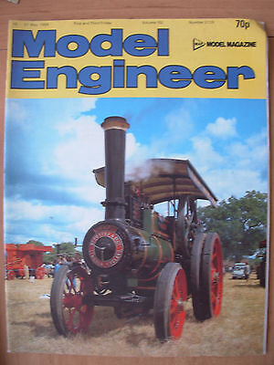 THE MODEL ENGINEER VINTAGE MAGAZINE MAY 18th 1984