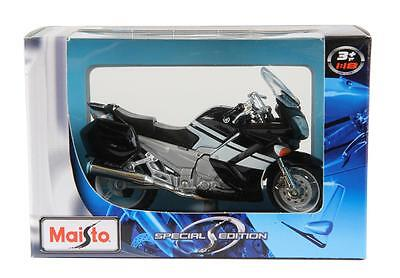 Yamaha Fjr 1300 Motorbike Maisto Diecast 1:18 Scale Special Edition