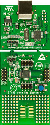 STM8SVL-DISCOVERY USB STM8S003K3T6 STM8 Low Power Development Board