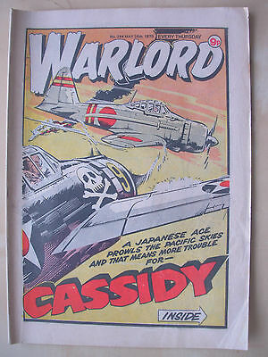VINTAGE COMIC - WARLORD - No 244 - MAY 26th 1979