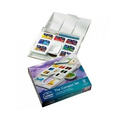 Winsor & Newton Cotman Watercolor Compact Set