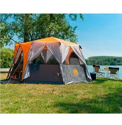 Coleman Cortes Octagon 8 Person Tent - Bargain