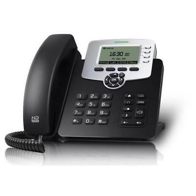 NILOX Telefono Voip Standard Sip A 3 Linee
