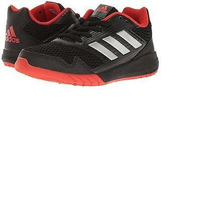 brand new a7e69 013cc adidas Altarun K BA7422 Black Running Course Kids Youth Boy Girl Shoe Size  11-3