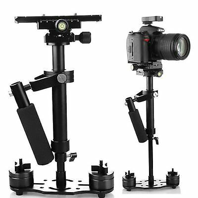 S40 40CM Handheld Stabilisator Steadicam für DV DSLR Camera Video Camcorder DE W