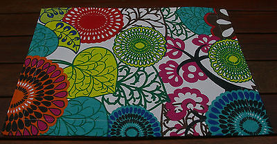 Placemat/tablemat 'africa' Pack Of 4