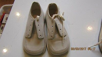 Vintage Childrens Shoes -Perfect Photo Props Robin Hood Rompers no box Lot 2