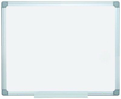 MasterVision Earth Magnetic Gold Ultra™ Dry Erase 2'x 3'  Aluminum Frame