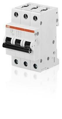 ABB miniature circuit breakers MCB S203