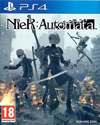 Nier Automata PS4 Playstation 4 Game Brand New in Stock From Brisbane