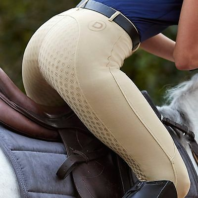 Dublin Performance Cool-It Gel Riding Tights/Jodhpurs/Breeches, Ladies,All Sizes