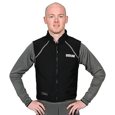 Oxford Hot Heated Vest - Lithium Battery powered