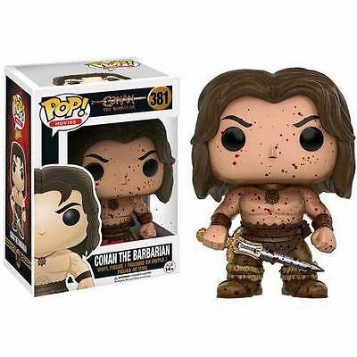 "Exclusive Conan The Barbarian - Bloody Conan 3.75"" Pop Vinyl Figure Funko 381"