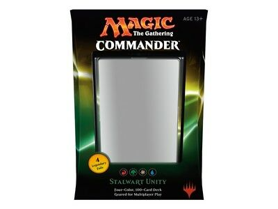 Magic: The Gathering - Commander 2016 Deck - Stalwart Unity