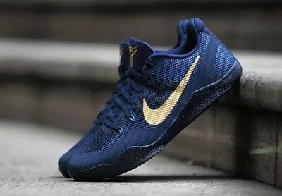 5cd3f2a28ac9 ... where can i buy nike kobe xi 11 philippines midnight navy metallic gold  836183 447 men