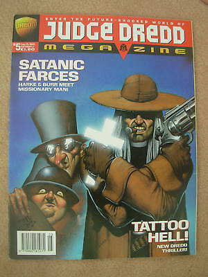 JUDGE DREDD MEGAZINE No 5 SEPTEMBER 1995