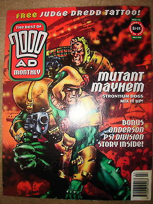 2000AD THE BEST OF No 106 JULY 1994 JUDGE DREDD