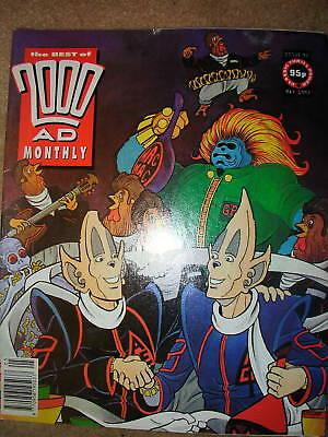 2000AD THE BEST OF No 92 MAY 1993 JUDGE DREDD