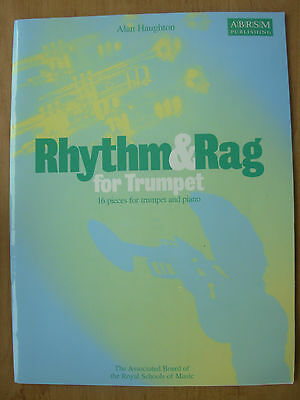 Rhythm & Rag For Trumpet 16 Pieces For Trumpet And Piano
