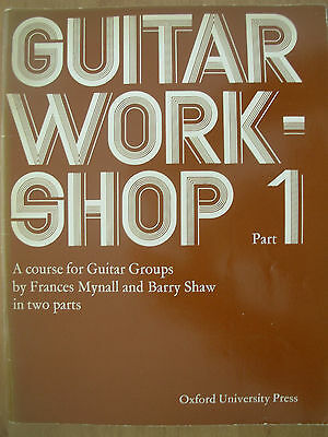Guitar Workshop Part 1 A Course For Guitar Groups