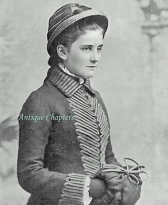 Lady Curzon Of Kedleston Mary Leiter 1904 Photo Article A866